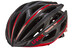 UVEX race 5 Helmet black mat-red